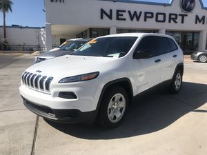 2017 JEEP CHEROKEE for Sale in Las Vegas, NV