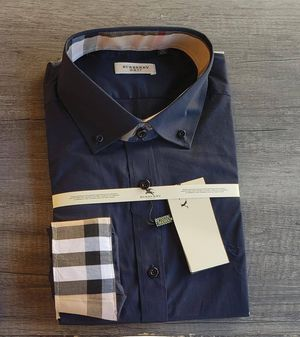 New men's Burberry dress shirt sizes small to 2xl for Sale in Bakersfield, CA