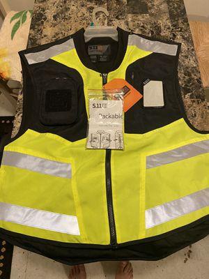 5.11 Tactical Hi-Vis Motorcycle Vest Men's for Sale in West Bloomfield Township, MI