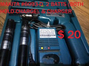 MAKITA DRILL for Sale in West Covina, CA