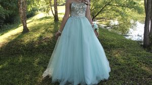 Beautiful Prom Dress Formal corset Back Pageant Dance for Sale in Pleasant View, TN