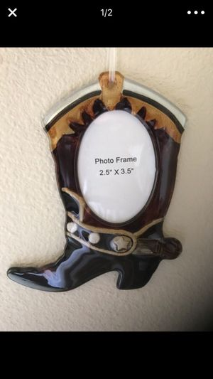 New Ornament photo frame for Sale in Carrollton, TX