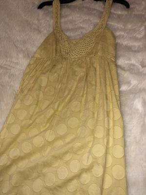 Yellow dress for Sale in Naperville, IL