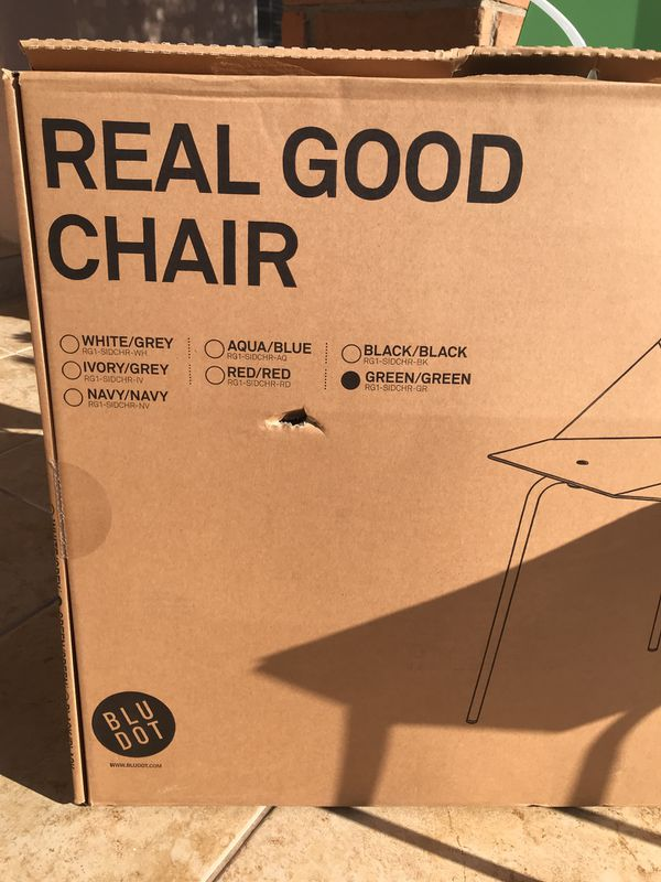 Real Good Chairs, 4