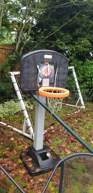 Basketball hoop kids for Sale in Seattle, WA