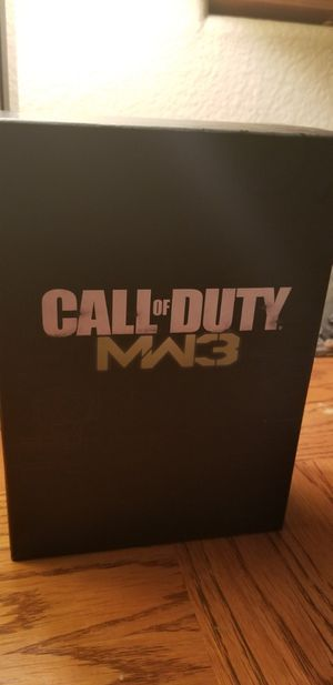 XBOX 360 CALL OF DUTY MW3 HARDENED EDITION for Sale in Las Vegas, NV