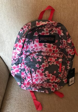 JANSPORT BACKPACK BRAND NEW WITH TAGS for Sale in San Diego, CA