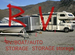 RV Storage Lakeside for Sale in Lakeside, CA