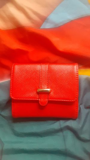 Red wallet for women for Sale in Wheaton, MD