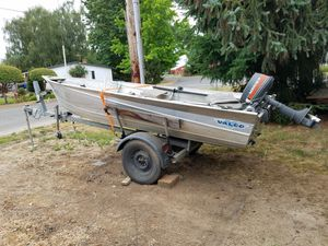Boat, motor's for Sale in Hubbard, OR