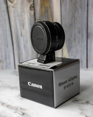Canon EOS M Mount Adapter for Sale in Seattle, WA