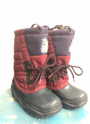 Like new Kamik kids snow boots - size 10 for Sale in AZ, US