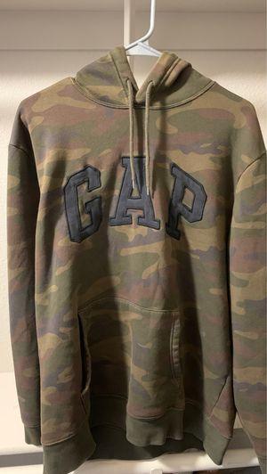 Camo Gap Sweater for Sale in Folsom, CA