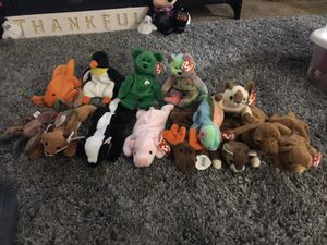 Beanie Baby Collection for Sale in Oakley, CA