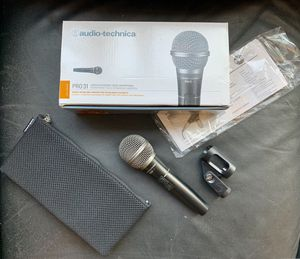 Audio Technica Pro 31 microphone for Sale in Chicago, IL