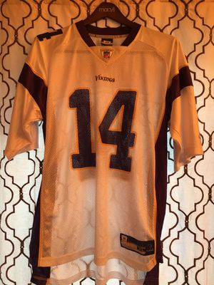 Vikings jersey XL for Sale in Fairfax, VA