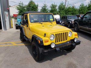 2003 Jeep Wrangler Sport for Sale in Ashland, MA