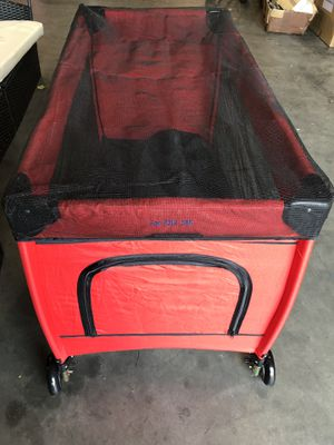 Pet play pen. Dog bed for Sale in Lawrenceville, GA