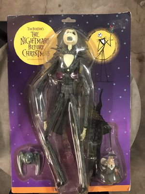 Nightmare before Christmas action figure 6 for Sale in Tustin, CA