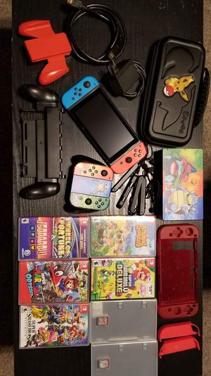 Nintendo switch for Sale in Selma, NC