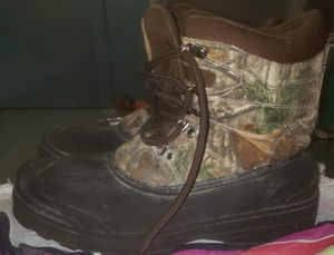 3m water resistant work boots size 9 for Sale in Nashville, TN