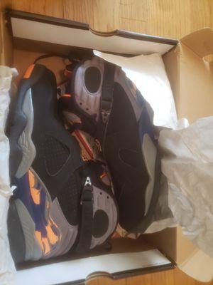 Jordan 8 Phoenix Suns for Sale in Fresno, CA