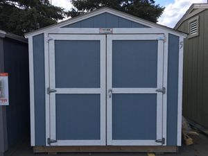 Tuff Shed KR 600 8' X 8' NEW! Only $1680. for Sale in Detroit, MI