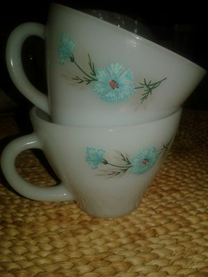 Vintage 1950s tea cups 11 pc for Sale in Fullerton, CA