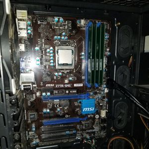 Gaming Computer / PC Part-out Or Bundle for Sale in Forest Grove, OR