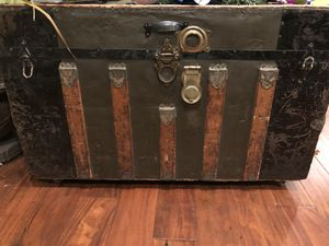 Antique chest and armoire for Sale in Bellevue, WA