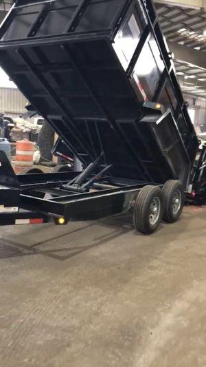 Dump trailer (read description) for Sale in Auburn, WA