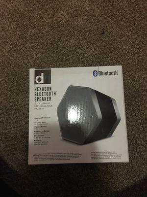 Hexagon Bluetooth speaker for Sale in Menifee, CA