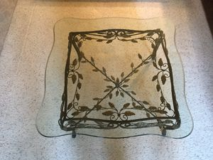Matching Glass Coffee And End Table for Sale in Bend, OR