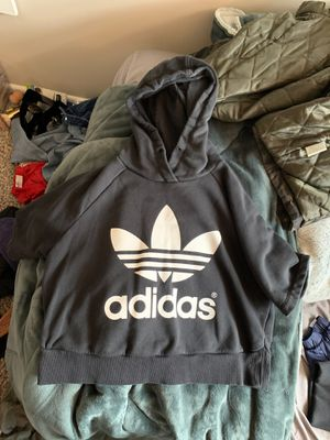Women's adidas short sleeve hoodie for Sale in Columbus, OH