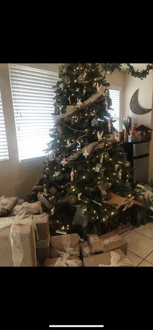 Martha Stewart Christmas tree for Sale in West Covina, CA
