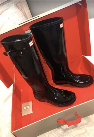 Hunter Rain Boots Gloss for Sale in Los Angeles, CA