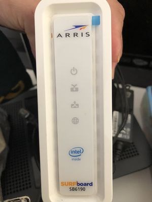 Modem DCIOS 3.0 Arris Surfboard for Sale in Phoenix, AZ
