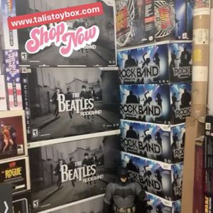 Sealed New Rock Band, Wii, PS3, Xbox 360. Xbox series x backwards compatible for Sale in Pompano Beach, FL