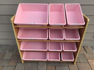 Children's toy organizer for Sale in Westminster, CA