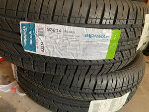 Ironman RB-Suv tires for Sale in Chowchilla, CA
