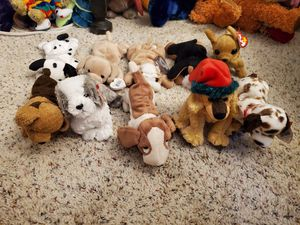 Dogs Beanie Baby lot for Sale in Fenton, MO