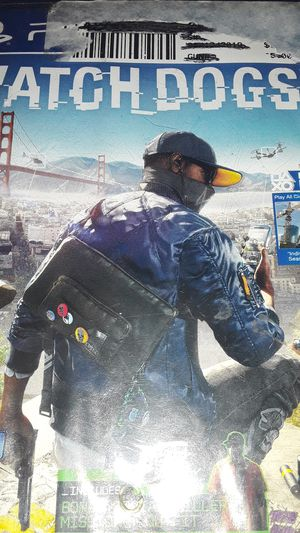 Watch dogs 2 for Sale in San Antonio, TX
