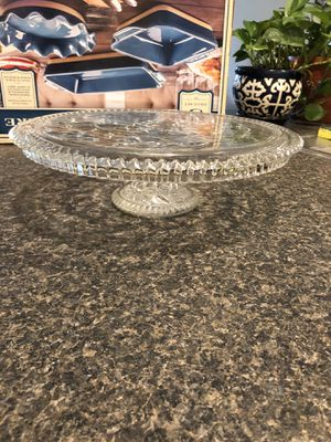 "Cake stand 12"" for Sale in Aldie, VA"