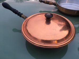 Empressware Vintage copper cookware for Sale in Portland, OR