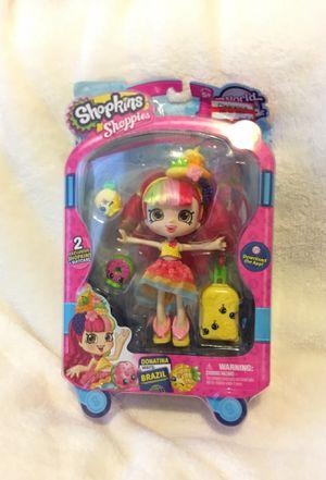 Brand new Shopkin shoppie doll for Sale in Creedmoor, TX