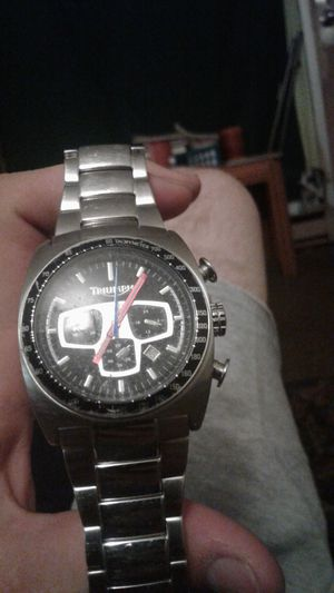 Triumph motorcycle watch for Sale in Canton, OH