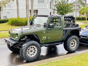 2008 Jeep Wrangler for Sale in Tampa, FL