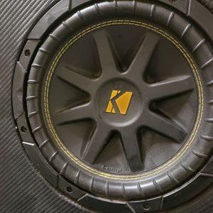 Kicker 10 inch Sub for Sale in Beaverton, OR