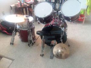 5pc Enforcer Drum Set for Sale in Manassas, VA