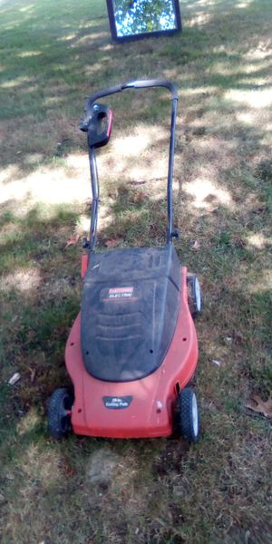 Electric lawn mower for Sale in East Providence, RI